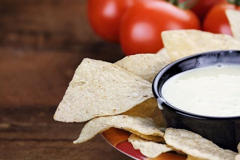 White queso