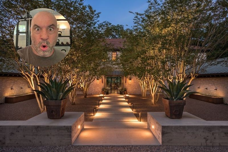 Joe Rogan's house in Texas