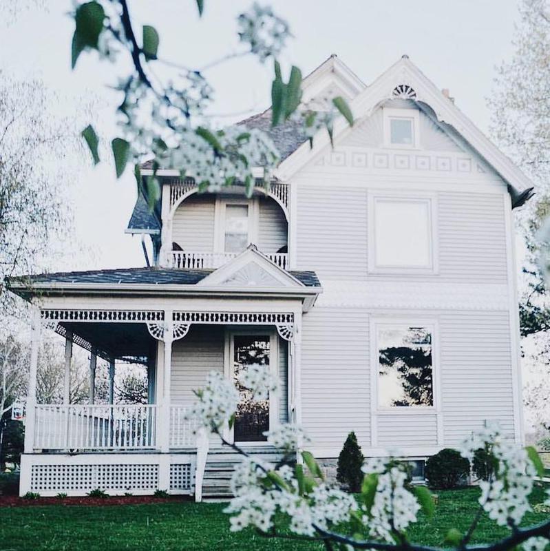 The Victorian Farmhouse exterior