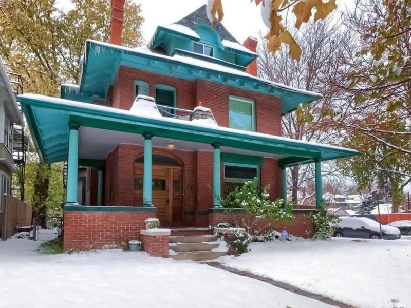 $1 million house in Denver