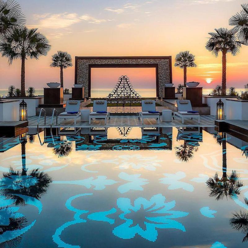 Sunset Bliss in Dubai