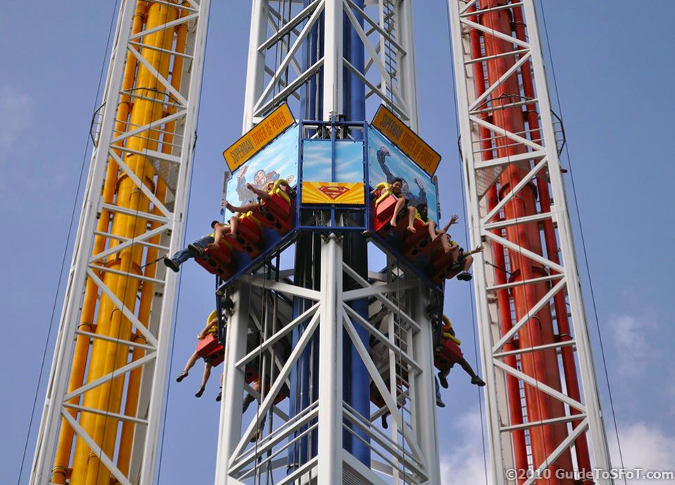 Superman Tower of Power
