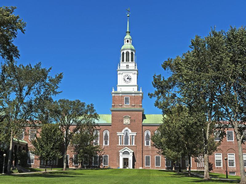 Dartmouth building