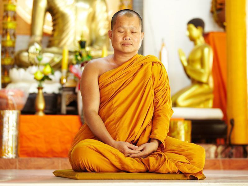 Buddist Monk
