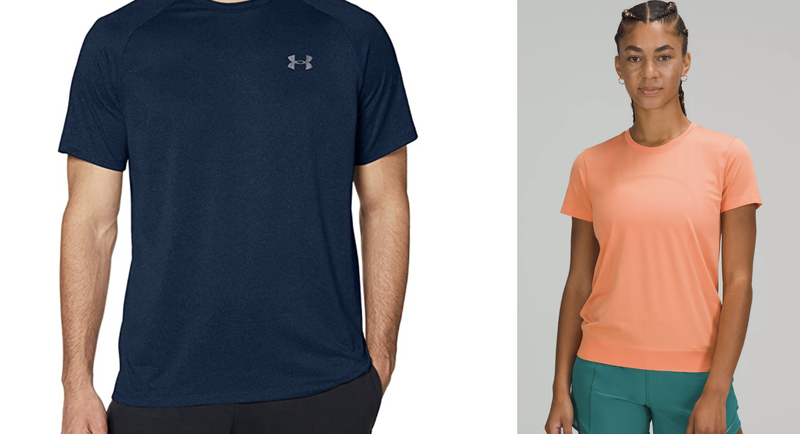 Best Breathable Sports Tops