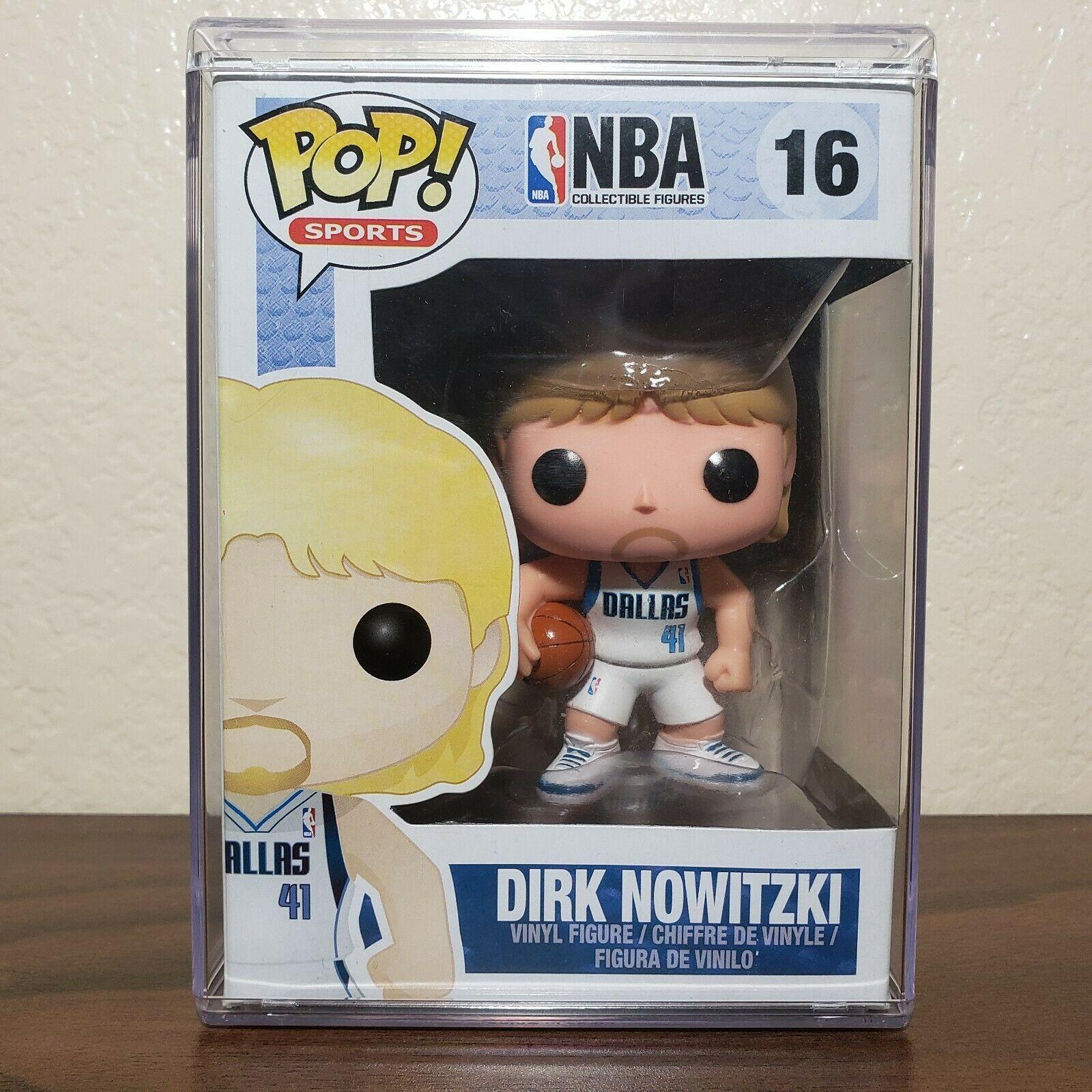 Dirk Nowitzki Funko Pop