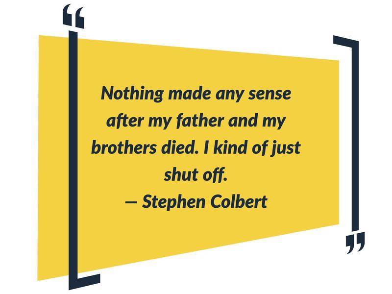 colbert tragedy