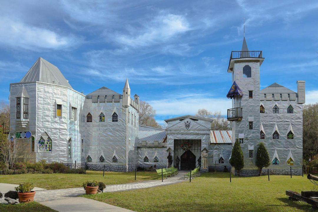 Solomon's Castle in Florida