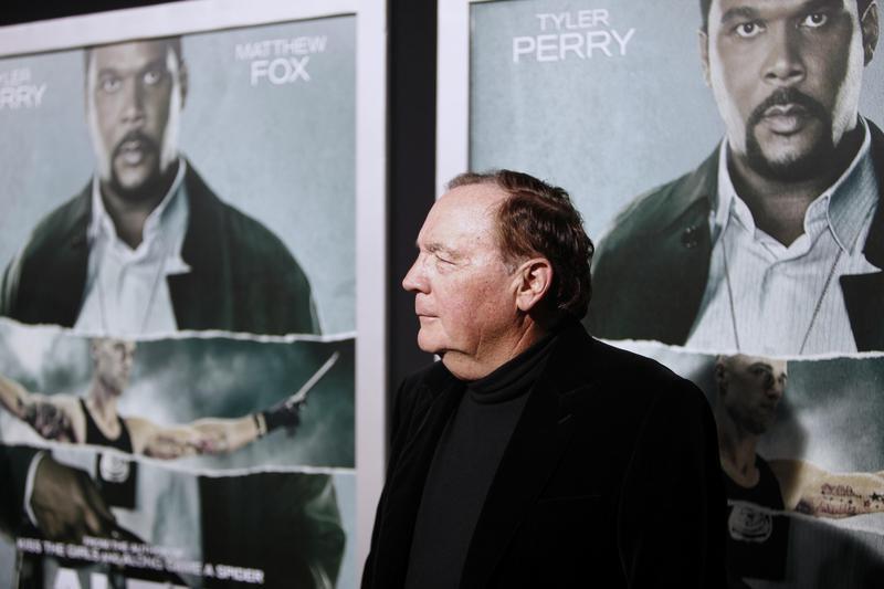 """James Patterson attends the LA premiere of """"Alex Cross"""""""