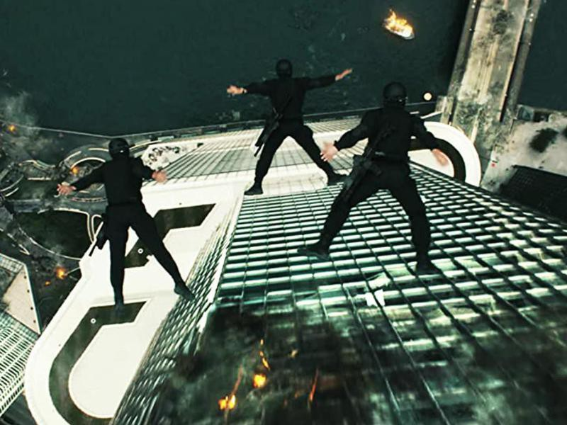 Jumping From Chicago's Willis Tower