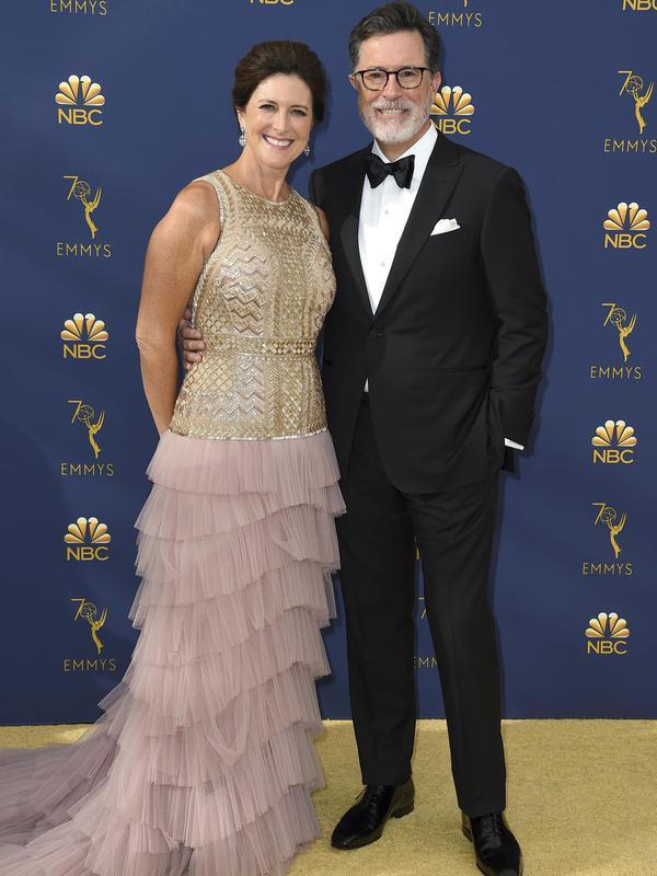 Evelyn McGee-Colbert & Stephen Colbert