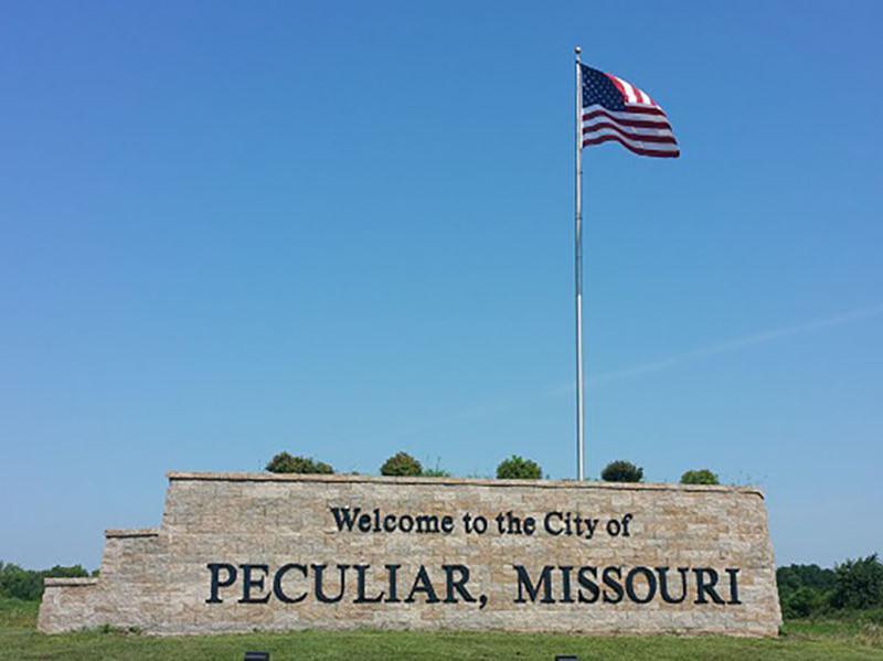 City of Peculiar, Missouri