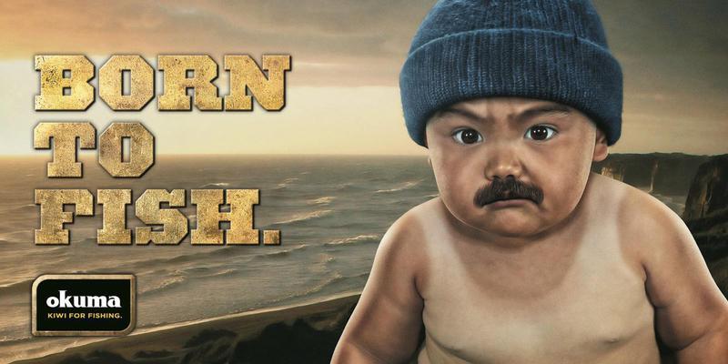 Born to Fish