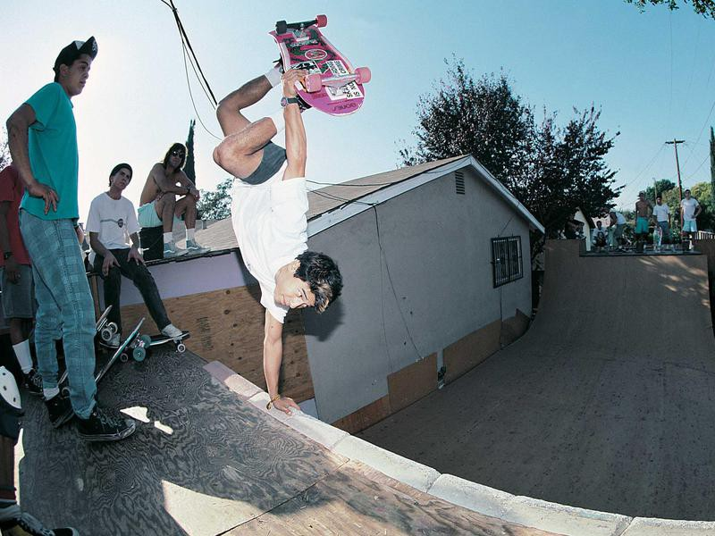 Young Steve Caballero