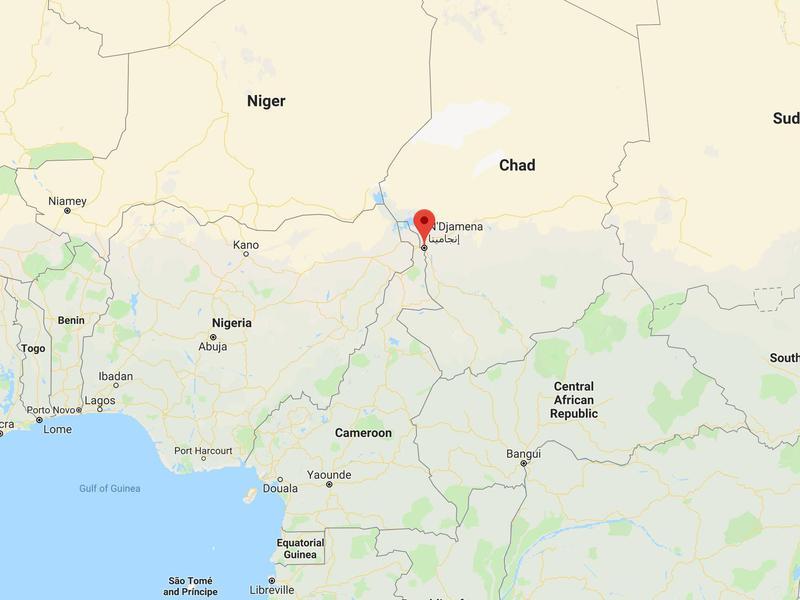N'Djamena chad