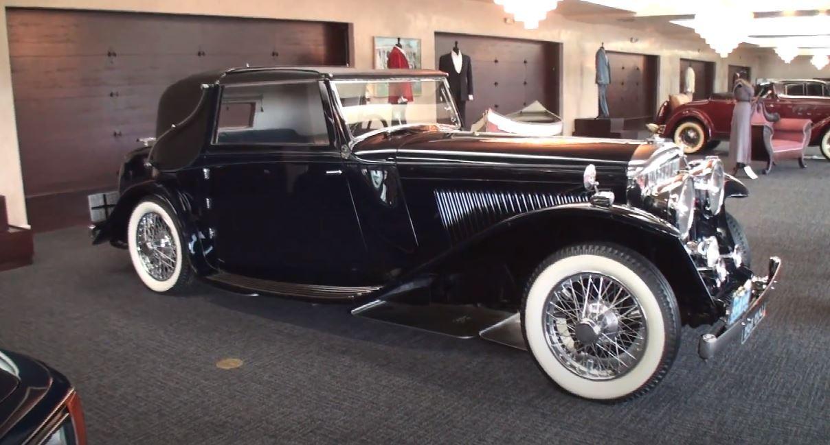 1934 Bentley Cabriolet DeVille