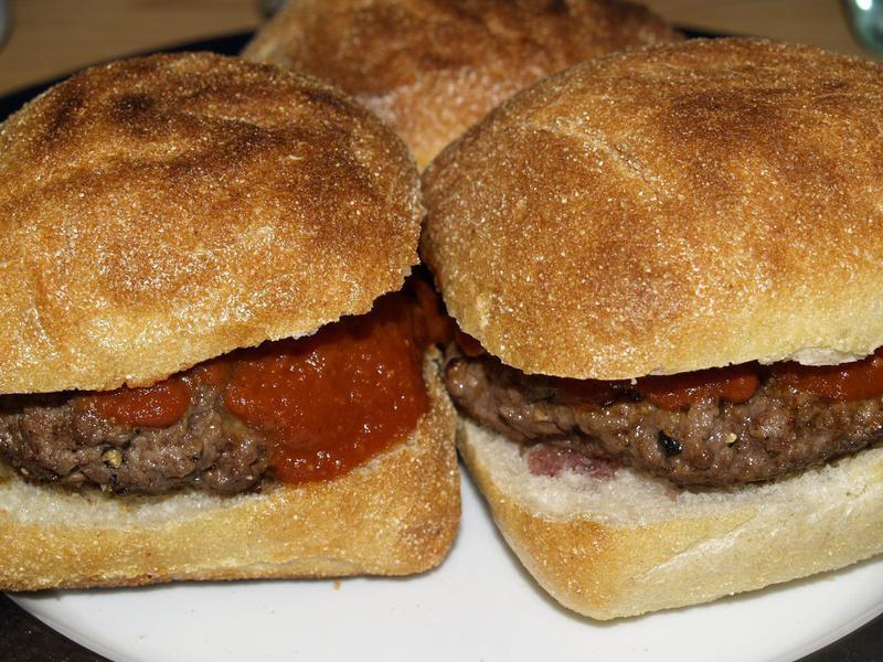 Burger Topping Ideas: Salsa