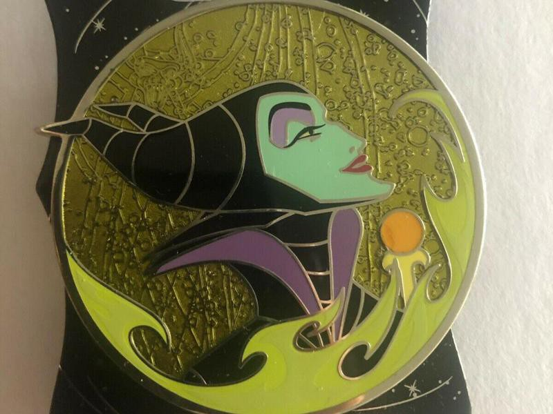 Maleficent Sleeping Beauty Disney pin