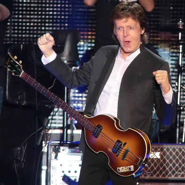 16 Facts About Paul McCartney's Magical Musical Life