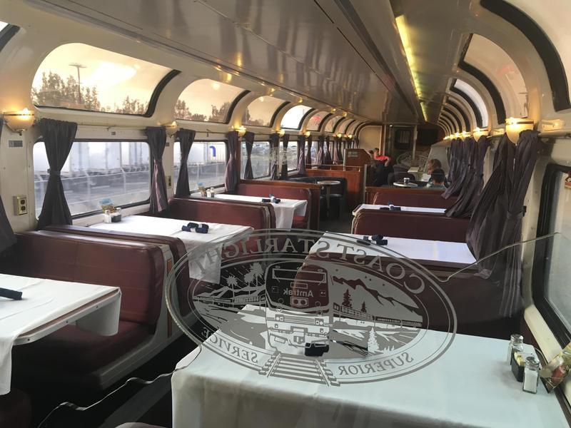 Travel Coast Starlight Train