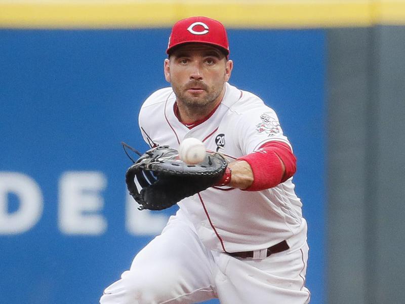 Cincinnati Reds first baseman Joey Votto
