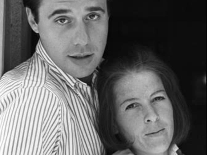 Peter Bogdanovich & Polly Platt