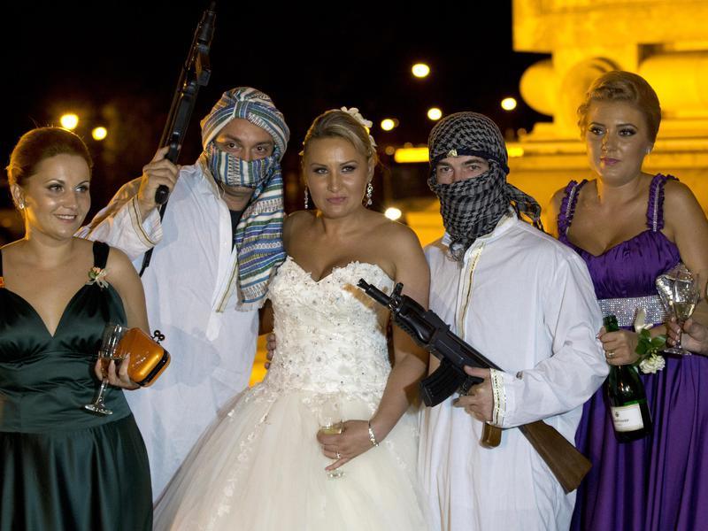 romania bride