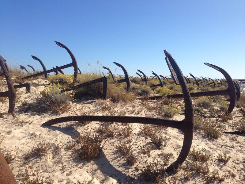 Cemetery of Anchors