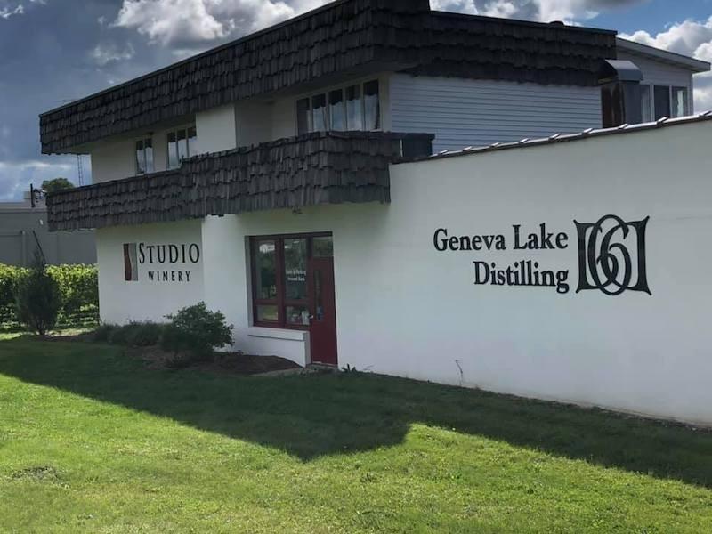 Studio Winery + Geneva Lake Distilling