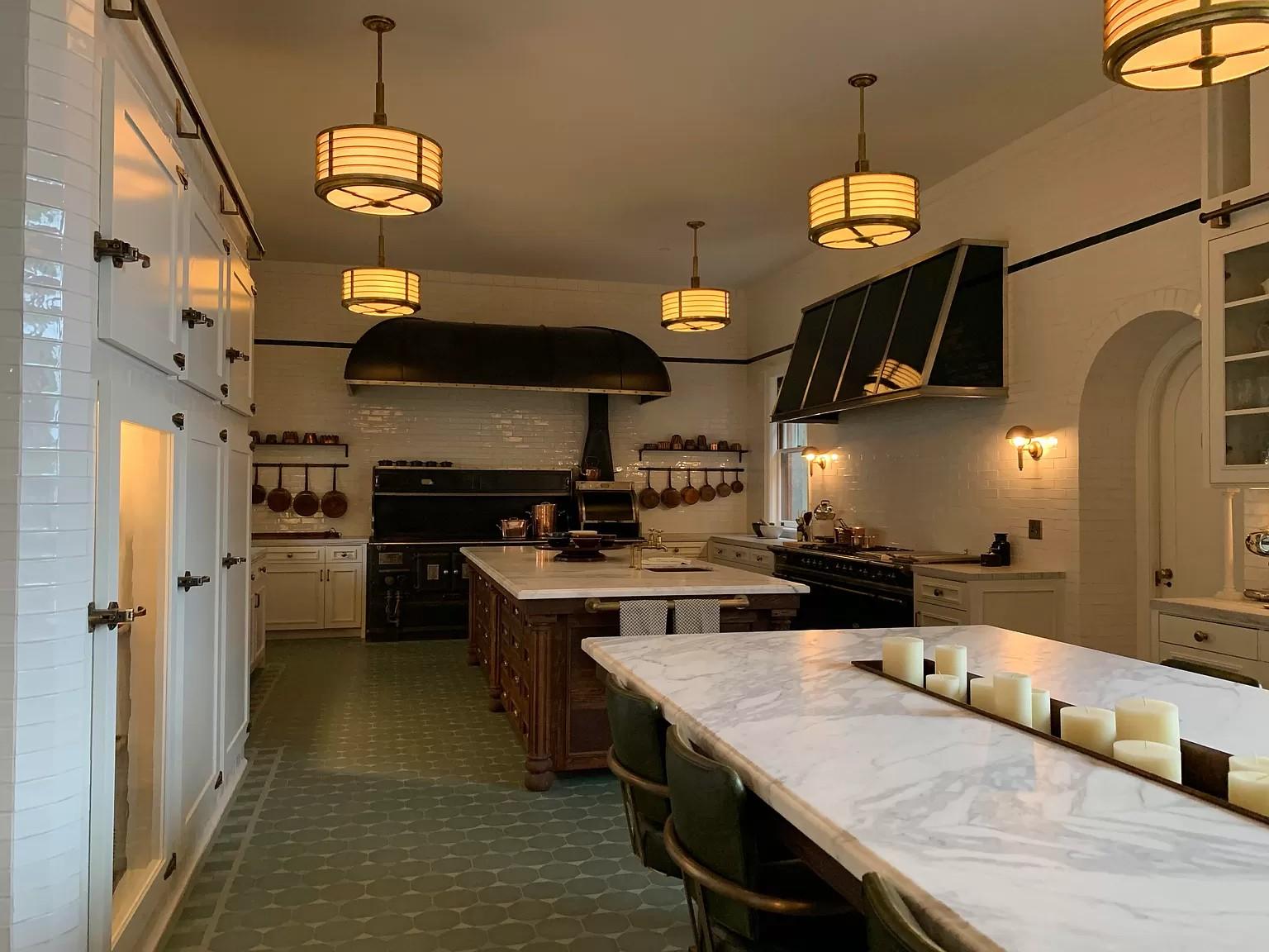 Musk's kitchen