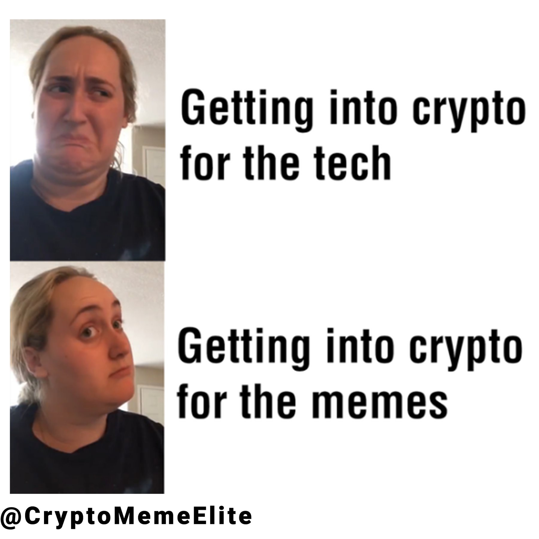 Getting into crypto