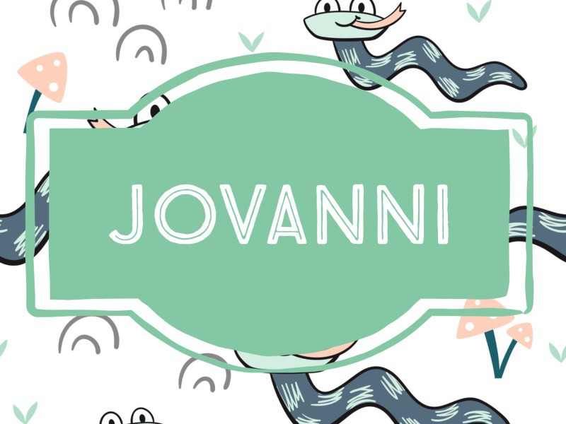 Jovanni