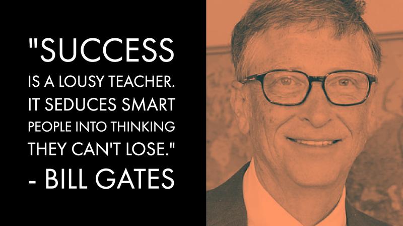 Bill Gates Money Advice