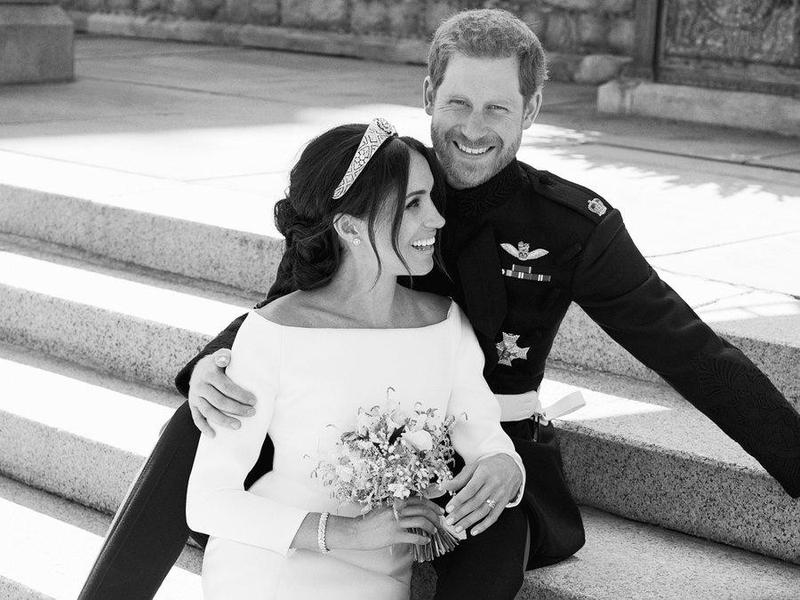 Happy Royal Couple