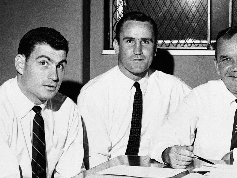 Howard Schnellenberger, Don Shula, Blanton Collier