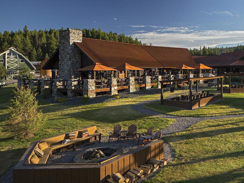 The Resort at Paws Up, Montana