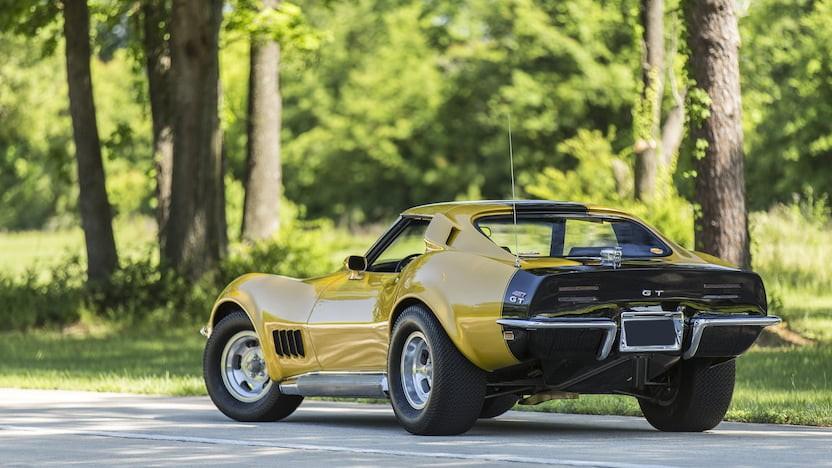 Baldwin-Motion Phase III Corvette
