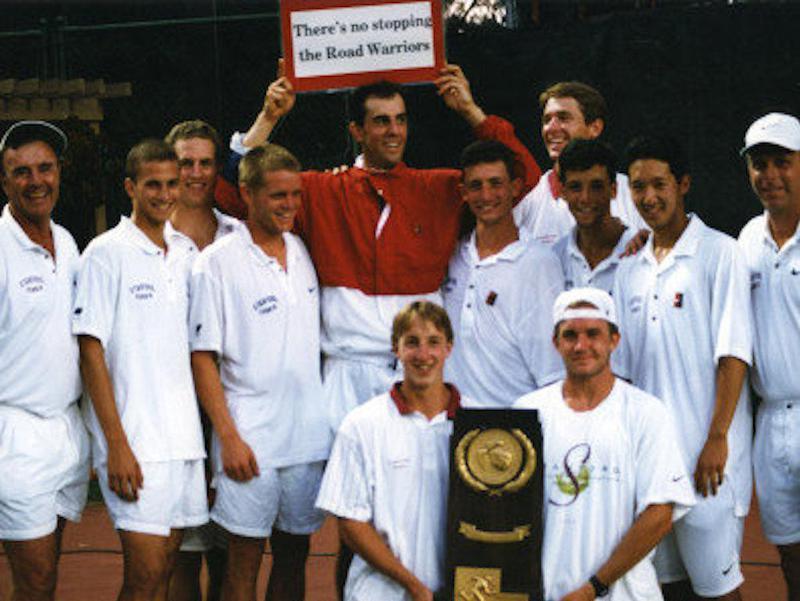 1996 Stanford tennis team