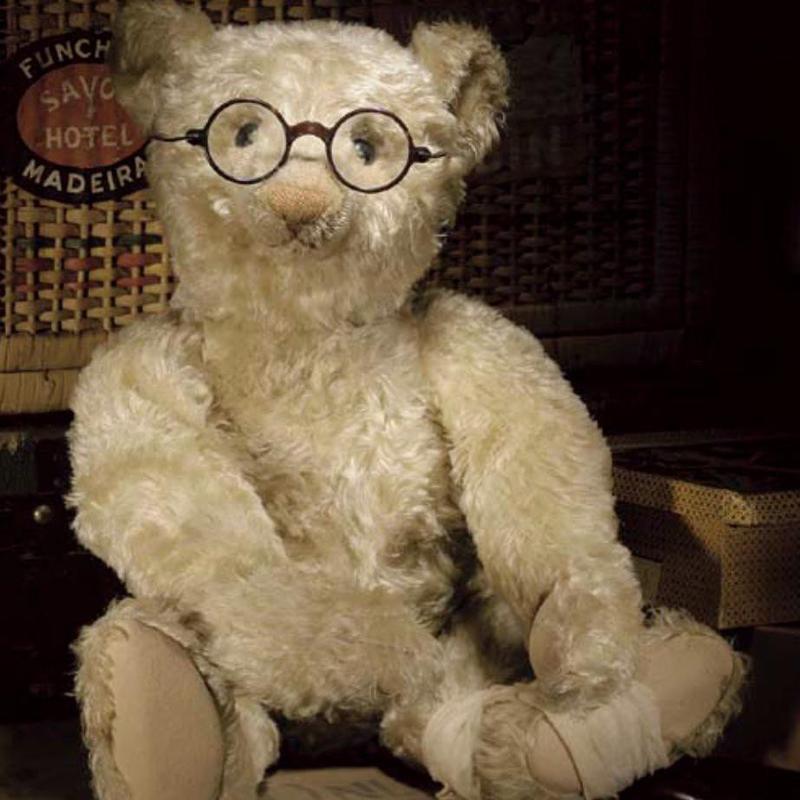 'Mr. Edward Bear' Teddy Bear