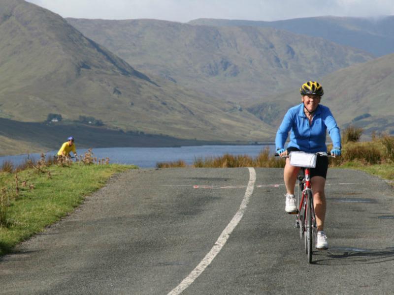 Galway to Slan Leat - Ireland Bike Tour