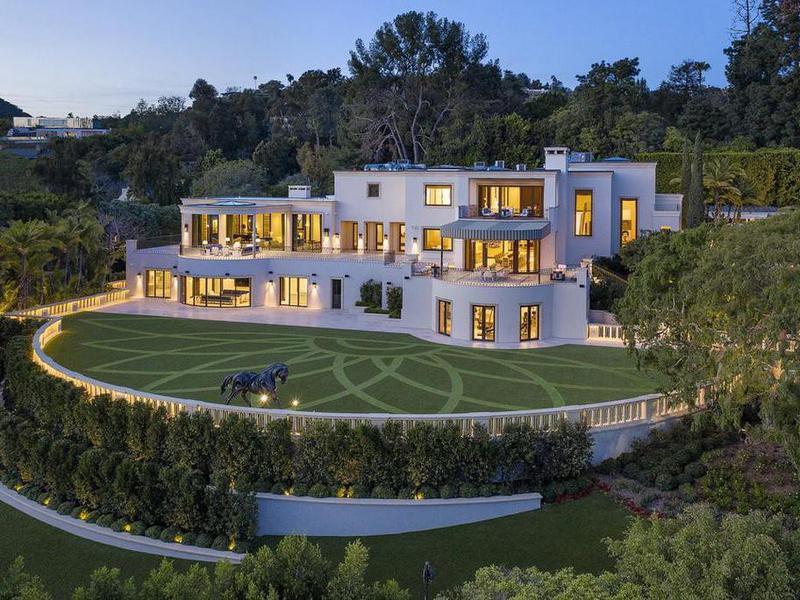 $115 million home in California