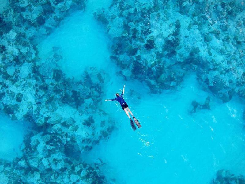 Church Bay snorkeling