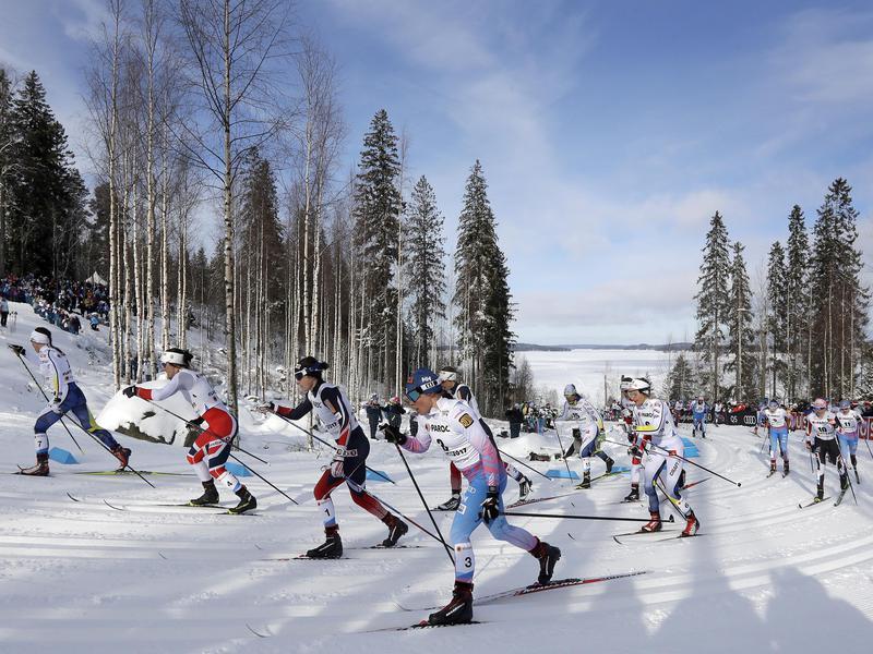 Finland's Krista Parmakoski