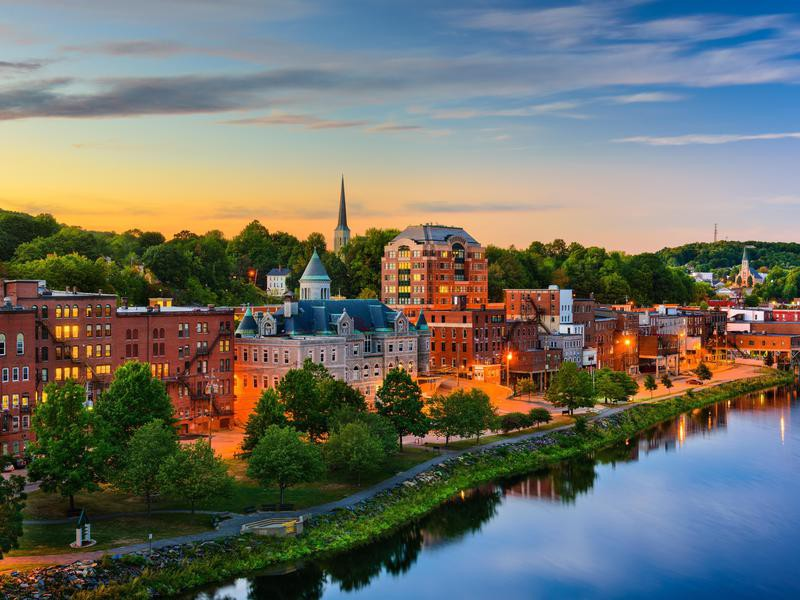 Augusta, Maine