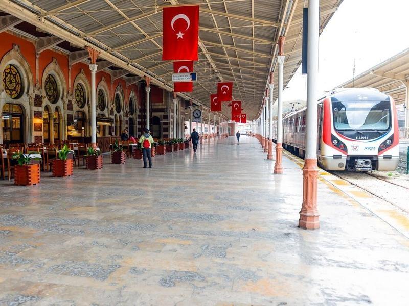 Sirkeçi Railway Station