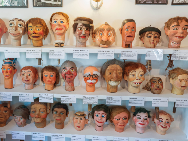 Vent Haven Ventriloquist Museum