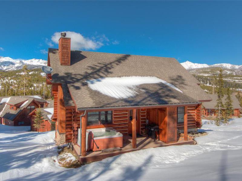 big sky ski house