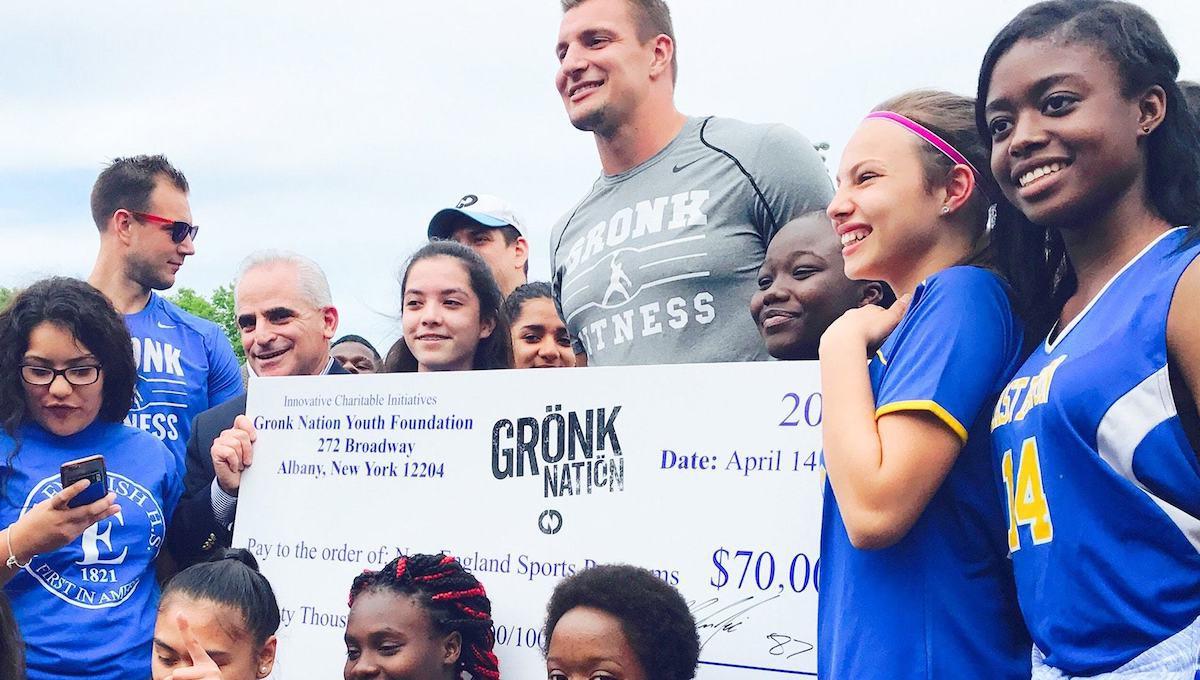Gronk Nation Youth Foundation