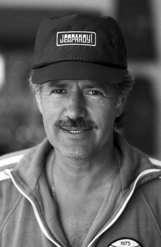 Alex Trebek in 1988