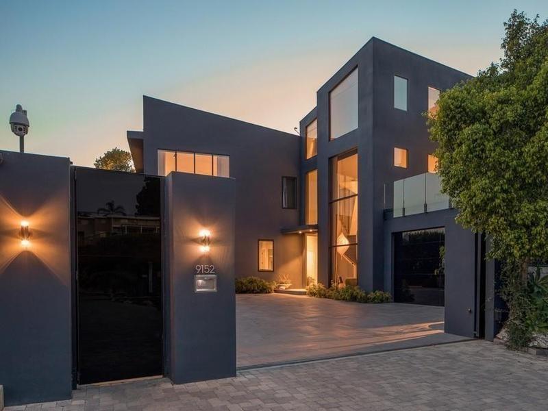 Chrissy Teigen and John Legend's house